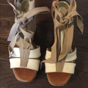 Michael Kors shoes, size 7.5, used but mint